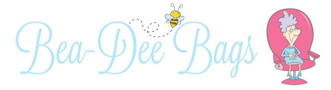 Bea-Dee Bags Banner